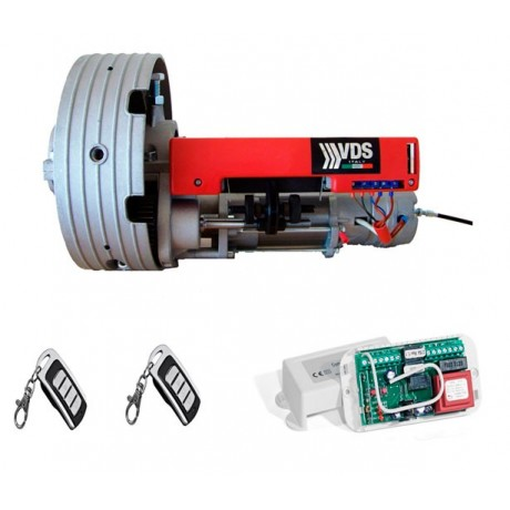Kit motor enrollable - ROLL 140k