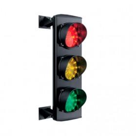 Semáforo LED 3 colores