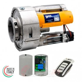 Kit Bimotor VDS ROLL 300K/C240 - Automatismo bimotor para cierres enrollables
