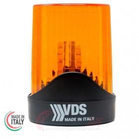 Luz led de señalización multi-tensión - VDS WAVE 12V/24V/230V