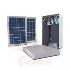 Alimentación solar para automatismos - SUN POWER